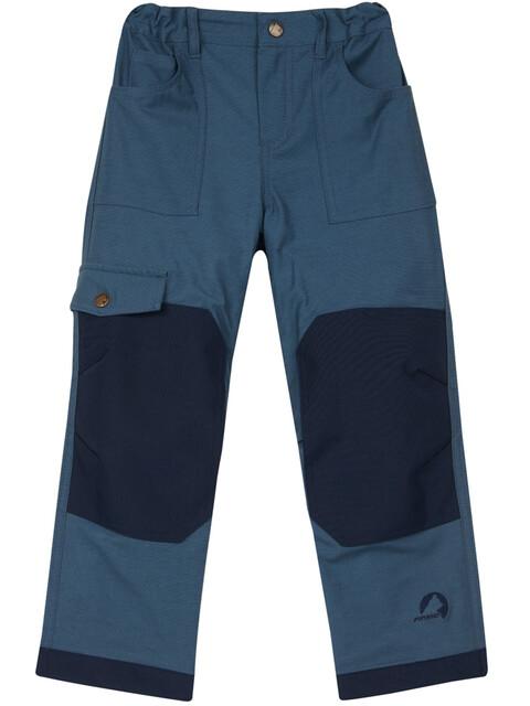 Finkid Kids Kallio Pants blue mirage/navy